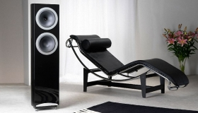 Tannoy Definition Install - Dòng loa giải trí home theater cao cấp của Tannoy