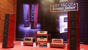Sonus Faber IL Cremonese-Khởi đầu mới cho dòng âm thanh gia đình