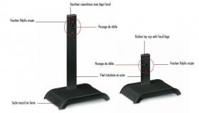 Chân loa Focal Hop Stand - Thiết kế đặc biệt cho Focal Sib XL