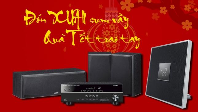 Ưu đãi không thể bỏ qua dịp cuối năm dành cho các audiophile là tín đồ của Yamaha - Giảm giá lớn