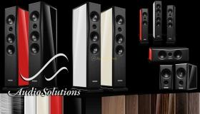 [AudioHanoiTV] Số 172: Review Loa AudioSolutions Overture O203F