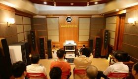 """Không khí sôi động tại buổi offline """"Tác động của nguồn điện tới hệ thống âm thanh"""" của Audio Hà Nội"""