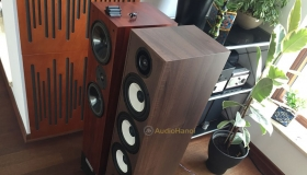 [AudioHanoiTV] Số 240: Review Loa Pylon Audio Pearl 27