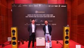 Công tác chuẩn bị Audio Hà Nội tại triển lãm AV Show lần thứ 17