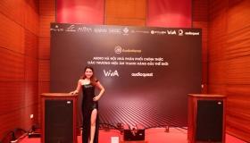 [AV SHOW 2019] Đắm chìm trong những cung điệu ngọt ngào đến từ hệ thống phối ghép của Audio Hà Nội tại AV Show lần thứ 17