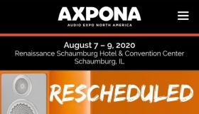 Triển lãm Hi-end Axpona 2020 dời ngày tổ chức vì virus corona