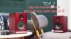 Top 7 cặp loa bookshelf Hi fi đáng sở hữu nhất năm 2019 | AudioHanoiTV 311