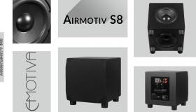 Giới thiệu loa Emotiva Airmotiv S8 I AudioHanoiTV 343