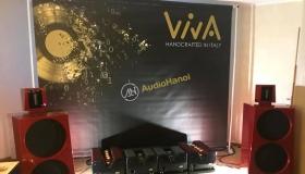 Trải nghiệm hoàn hảo của Loa Viva Audio Allegro và Ampli Viva Audio Solista MKIII | Phối ghép 4