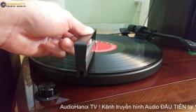 Ba mẫu chổi làm sạch đĩa than bán chạy nhất tại Audio Hà Nội
