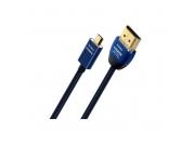 Dây tín hiệu AudioQuest HDMI Slinky (jack Micro)