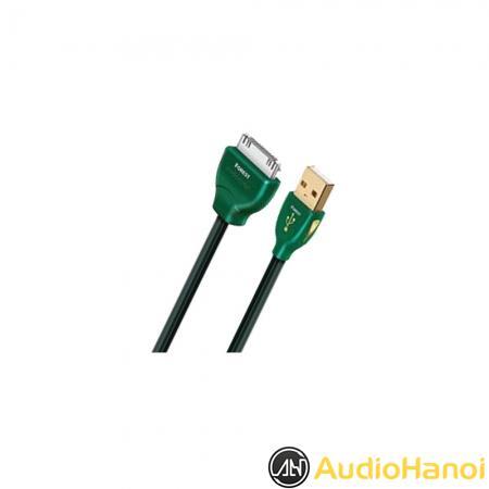 Dây tín hiệu USB Apple 30 Pin AudioQuest Forest