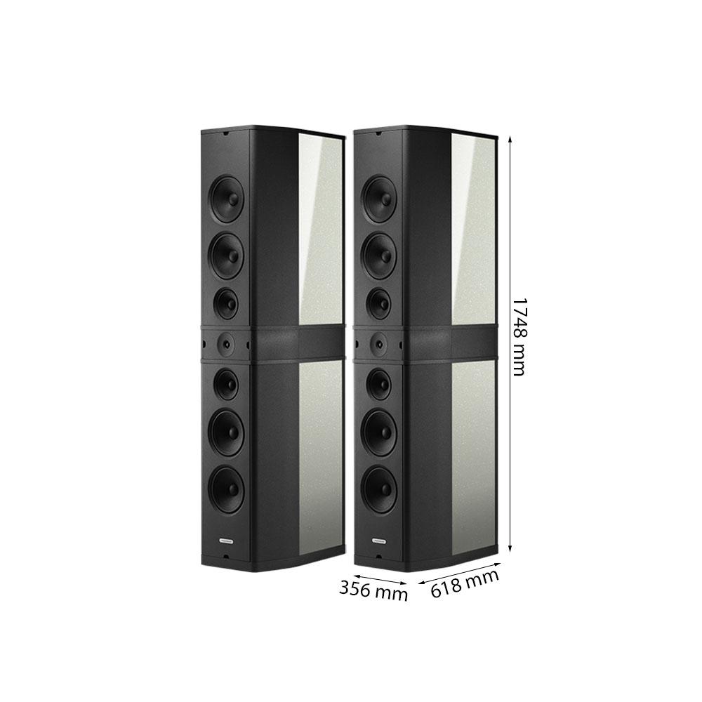 Loa AudioSolutions Figaro XL nên ghép với amply nào phù hợp - 258075