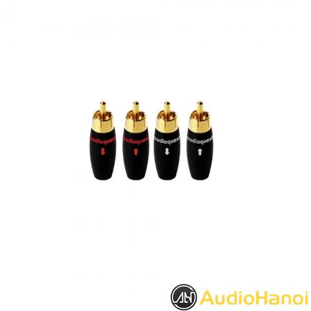 Đầu jack AudioQuest RCA-300 Male