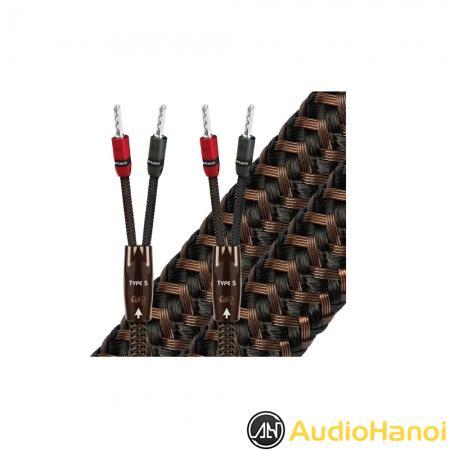 Dây loa AudioQuest Type 5