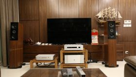 Công trình hoàn thành loa Chario Academy và Bladelius tại nhà anh Hòa - Park City