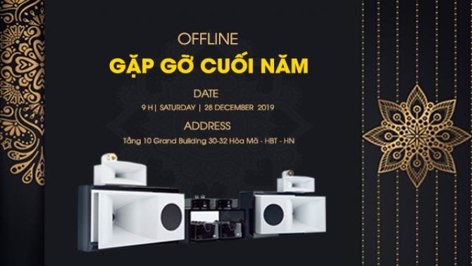 Offline tháng 12 - Gặp nhau cuối năm