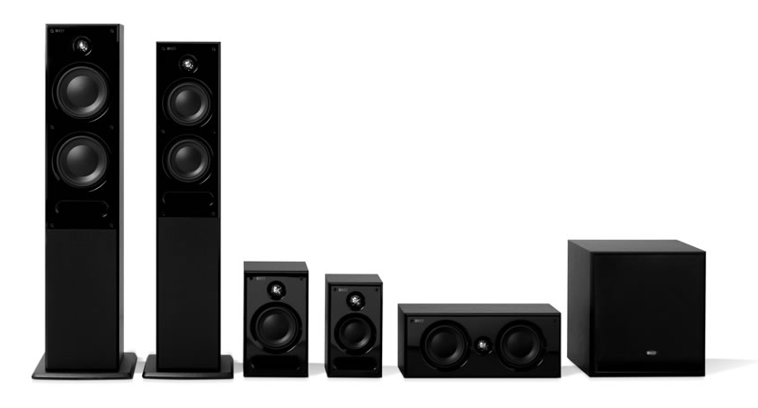 cac model KEF trong series C
