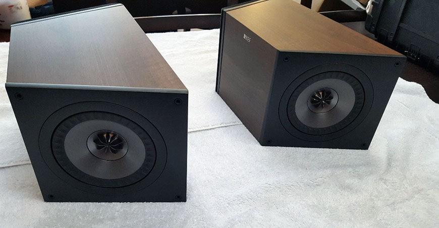 hinh anh doi Loa Kef Q800ds