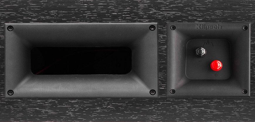 mat sau loa Klipsch-450C