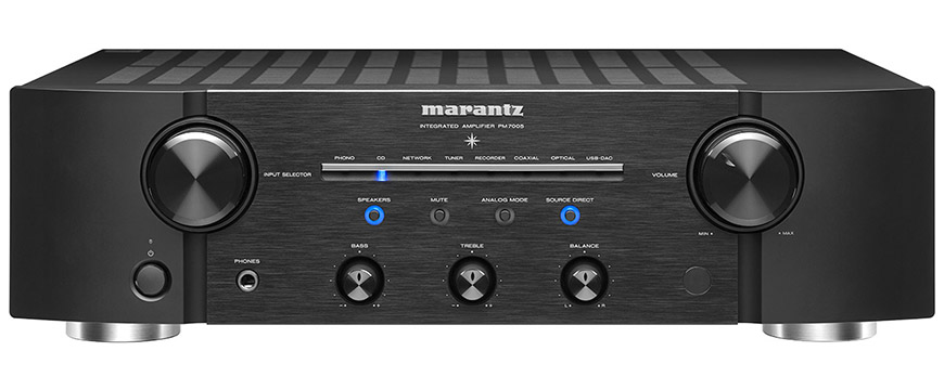 amply Maranzt PM7005 black