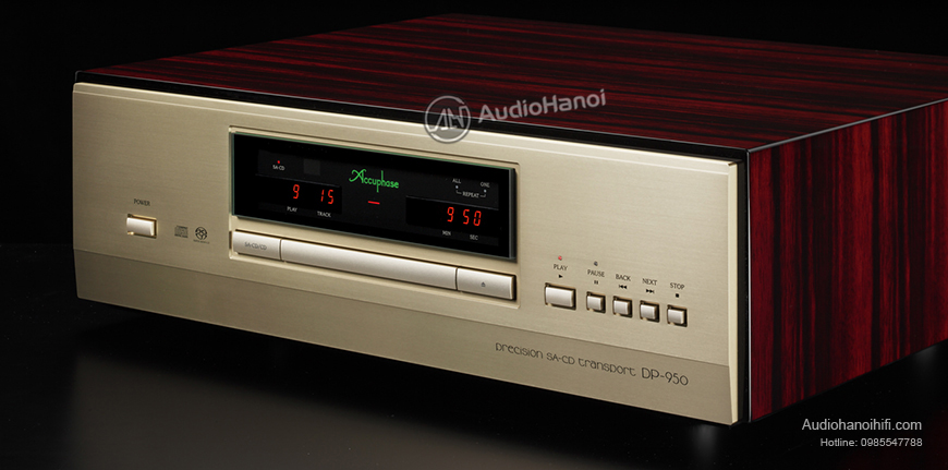 SA-CD Transport Accuphase DP-950