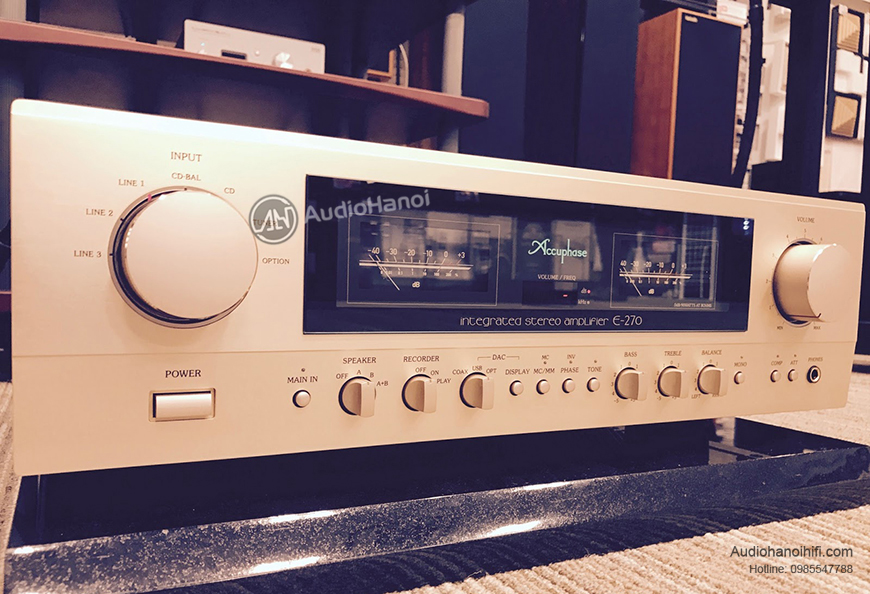 Ampli Accuphase E-270 chat luong