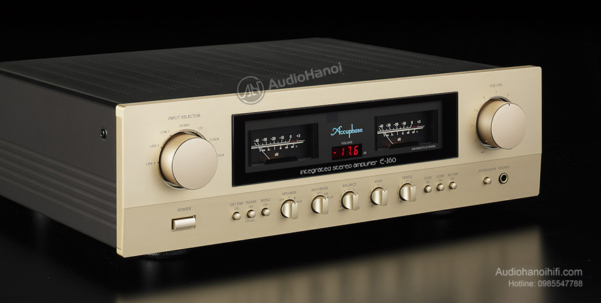 Amply Accuphase E-260 chat luong