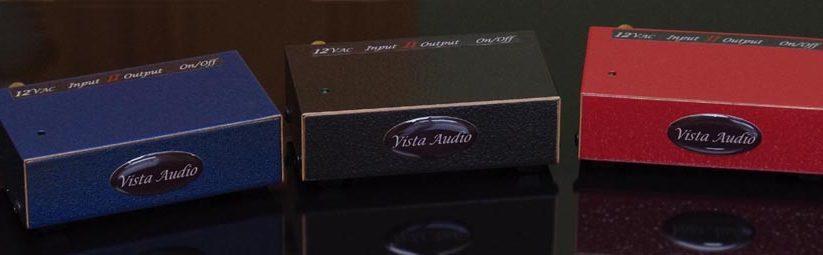phono pre ampli Vista Audio Phono 1 Mk II dep