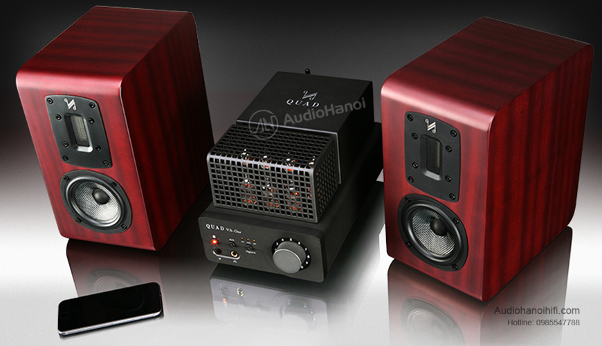 Amplifiers Quad PA-One chinh hang