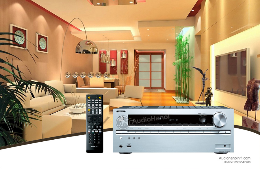 Amply Onkyo TX-NR646 chat luong
