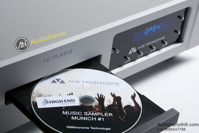 CD Metronome Le Player 3 can