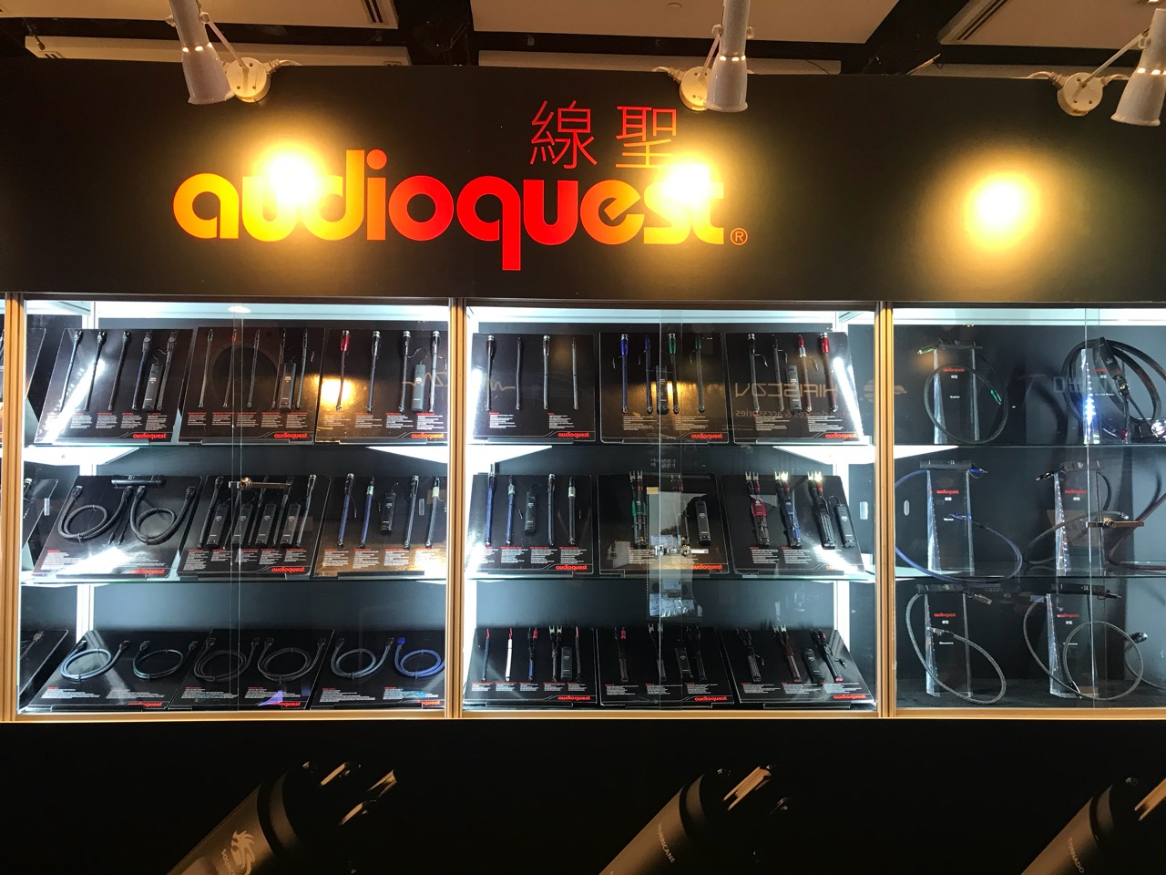 Hong Kong High-End Audio Visual Show 2018 can canh
