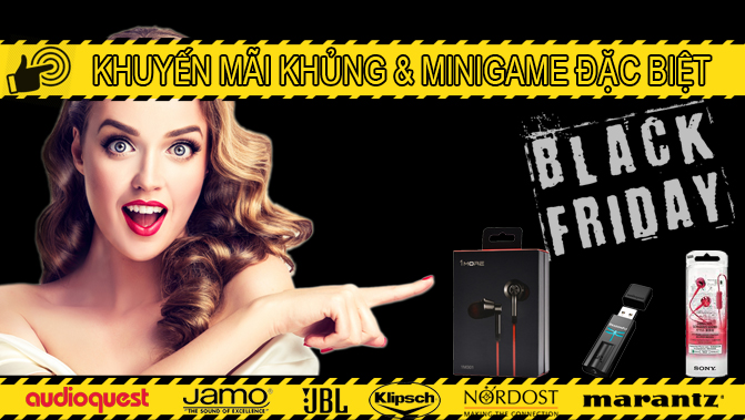 Khuyen mai Black Friday 2017