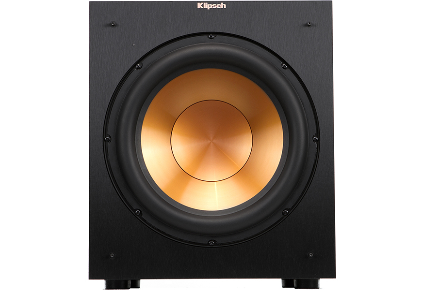 Can canh ve dep loa Klipsch R-12SW