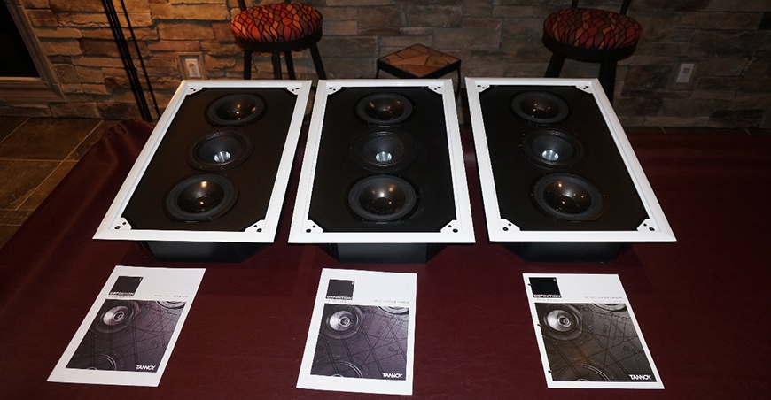 loa Tannoy IW63 DC an tuong