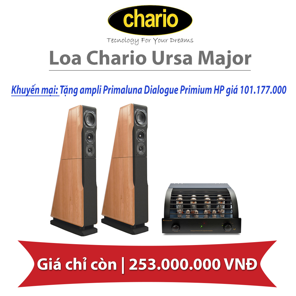 Loa Chario Ursa Major