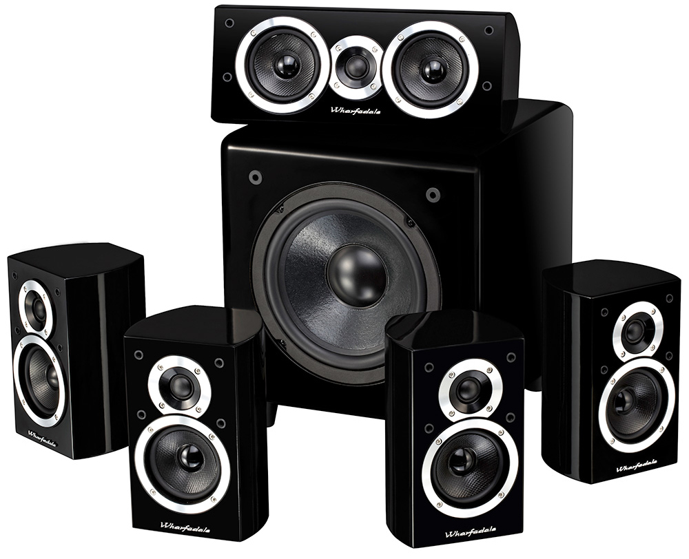 Wharfedale DX-1 HCP an tuong