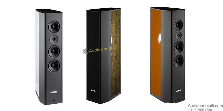 loa AudioSolutions Figaro M chat