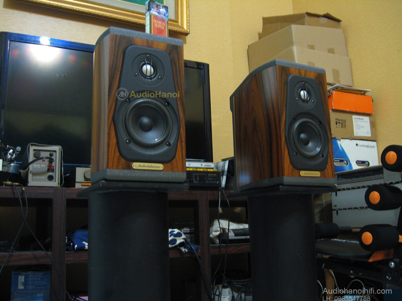 loa AudioSolutions Guimbarde dep
