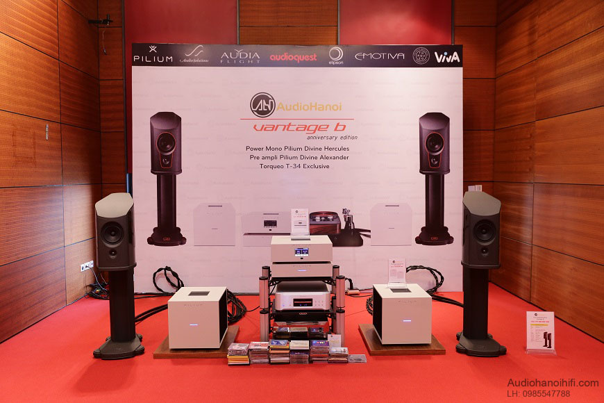 Loa AudioSolutions Vantage B