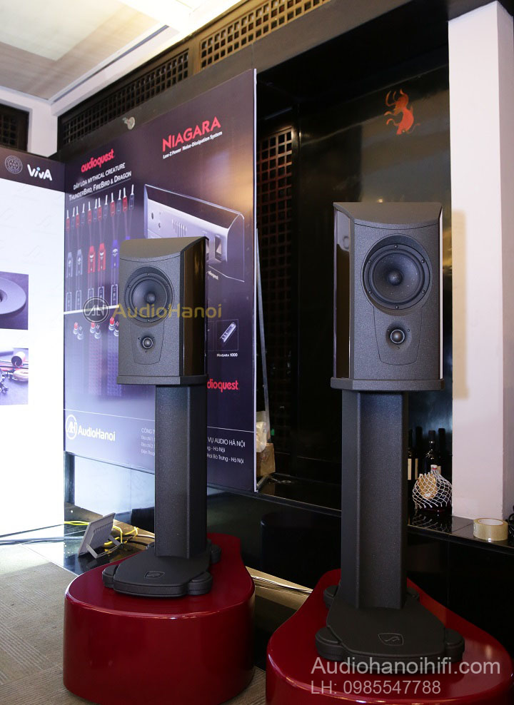 loa AudioSolutions Vantage B dep