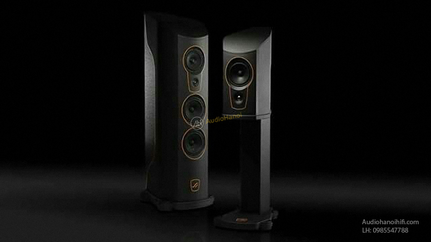 loa AudioSolutions Vantage M Anniversary tot