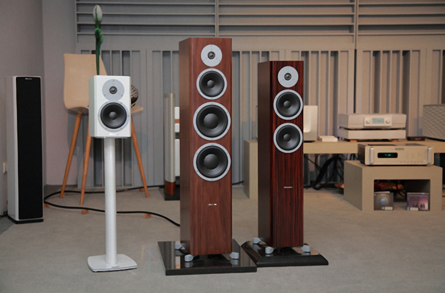 loa Dynaudio Excite X38 hoan hao