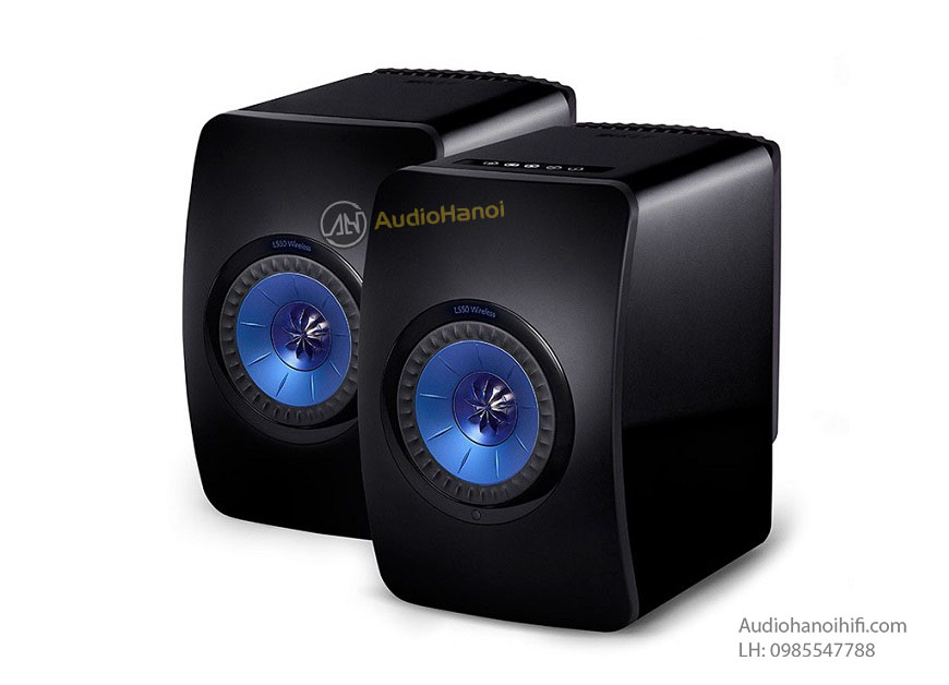 loa KEF LS50 Wireless chat luong