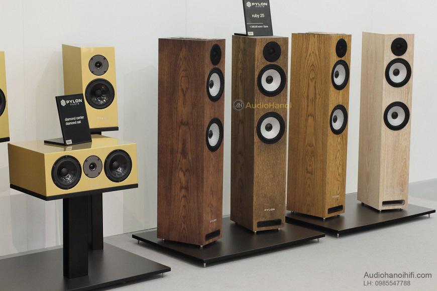 thuong hieu Pylon Audio