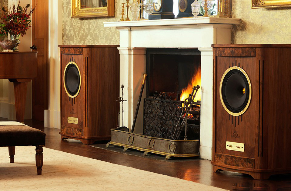 loa Tannoy CanterBurry GR sang trong