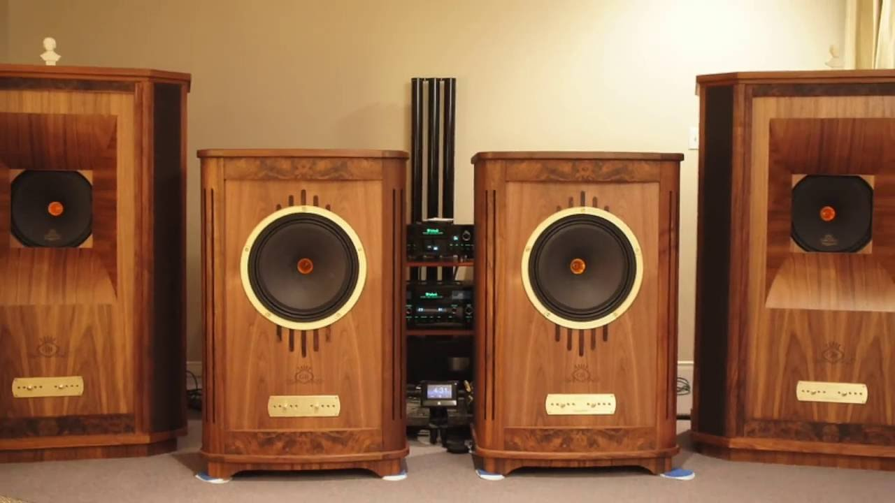loa Tannoy CanterBurry GR chat luong