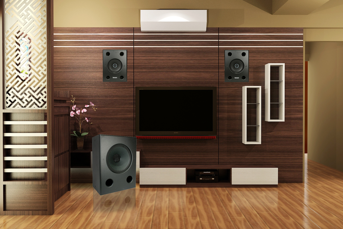 loa Tannoy DC12i chat luong