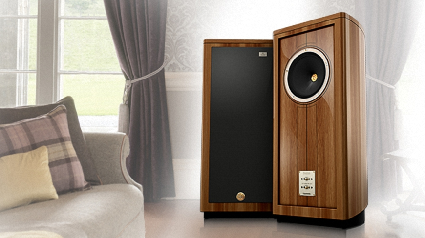 Loa Tannoy GRF 90 chat luong